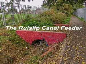The Grand Junction Canal Feeder from Ruislip #9