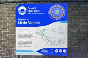 Part 3 of the tour around London's waterway oasis