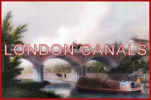 London Canals Site Map